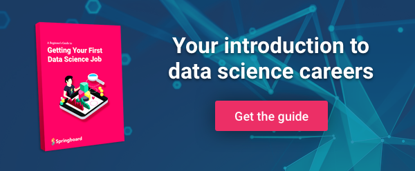 Your free 70-page guide to a career in data science